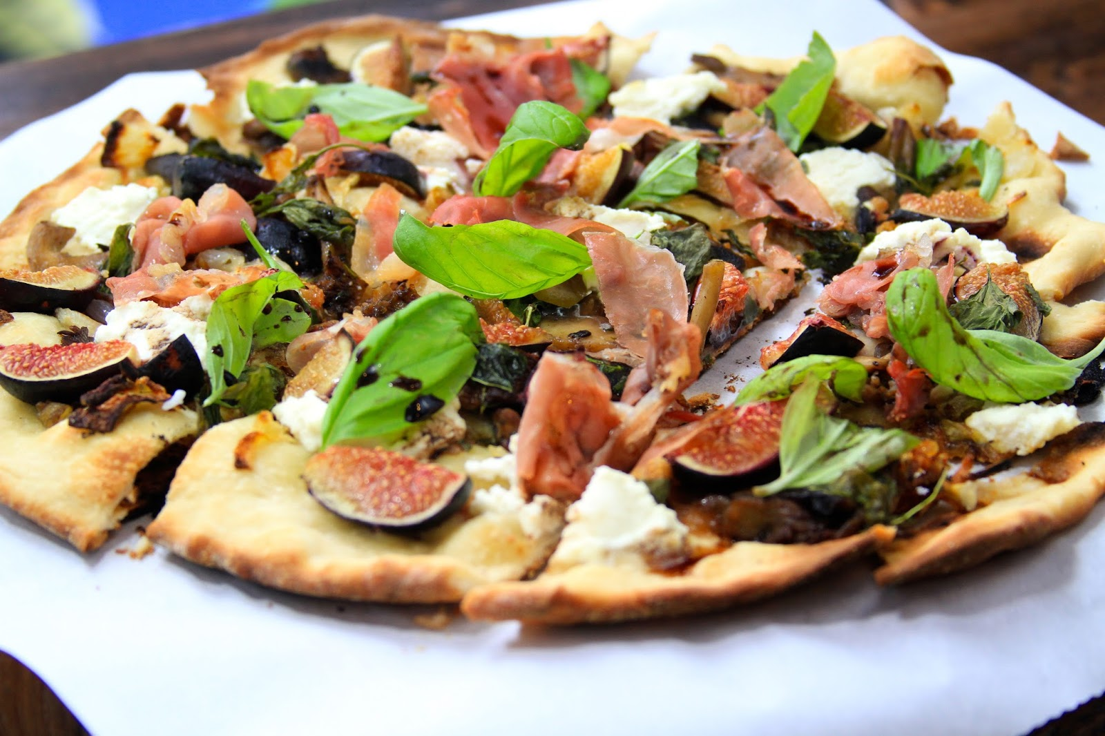 ... Cheese With Caramelized Onions And Mission Figs Recipe — Dishmaps