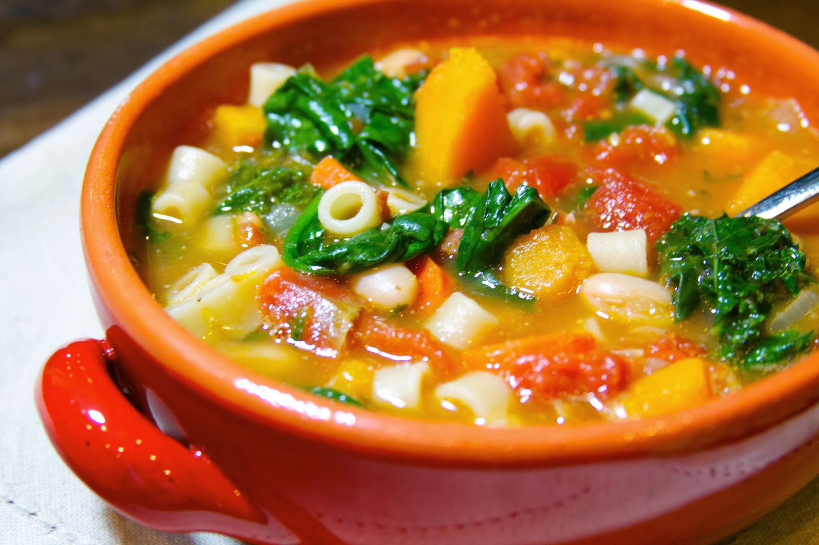 Ina Garten Soup Recipes my soup addiction: ina garten's winter minestrone | salty sweet life