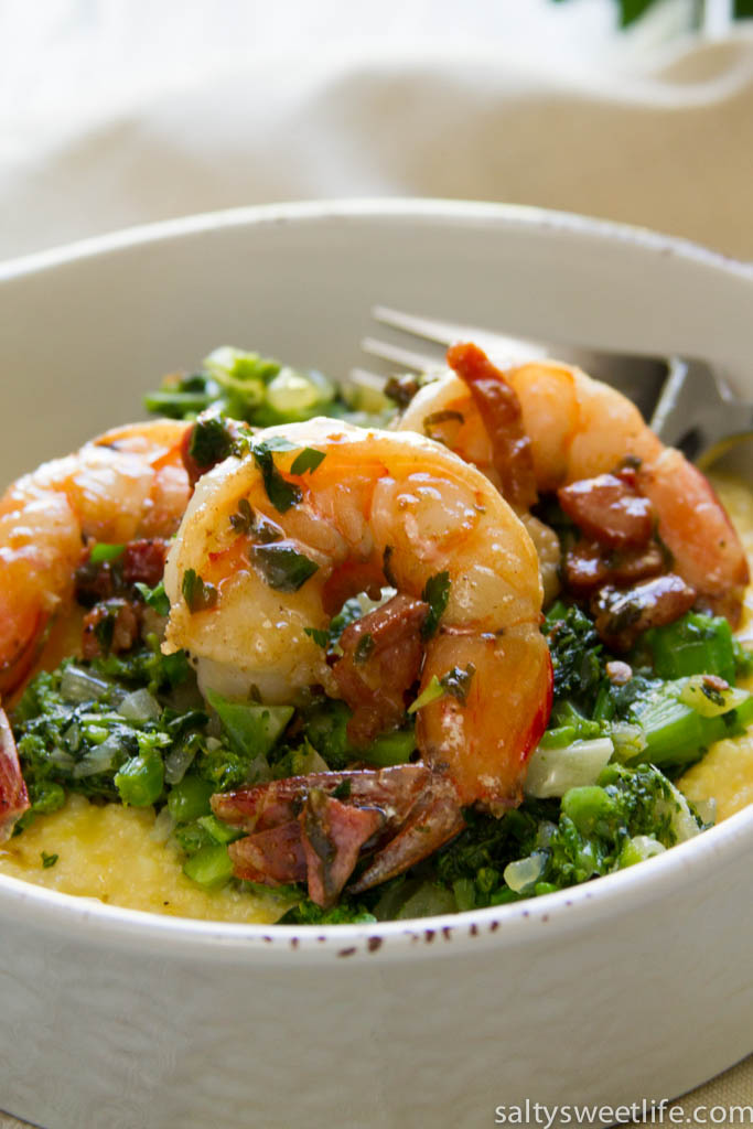... pancetta mushroom and pancetta soup shrimp and pancetta on polenta