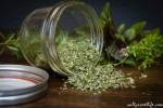 Rosemary-Thyme-Basil Herb Salt