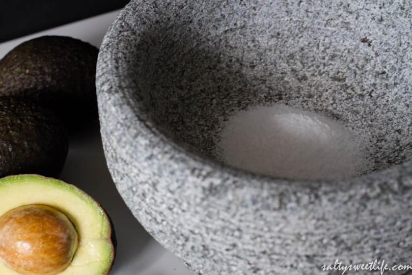 Guacamole | Salty Sweet Life