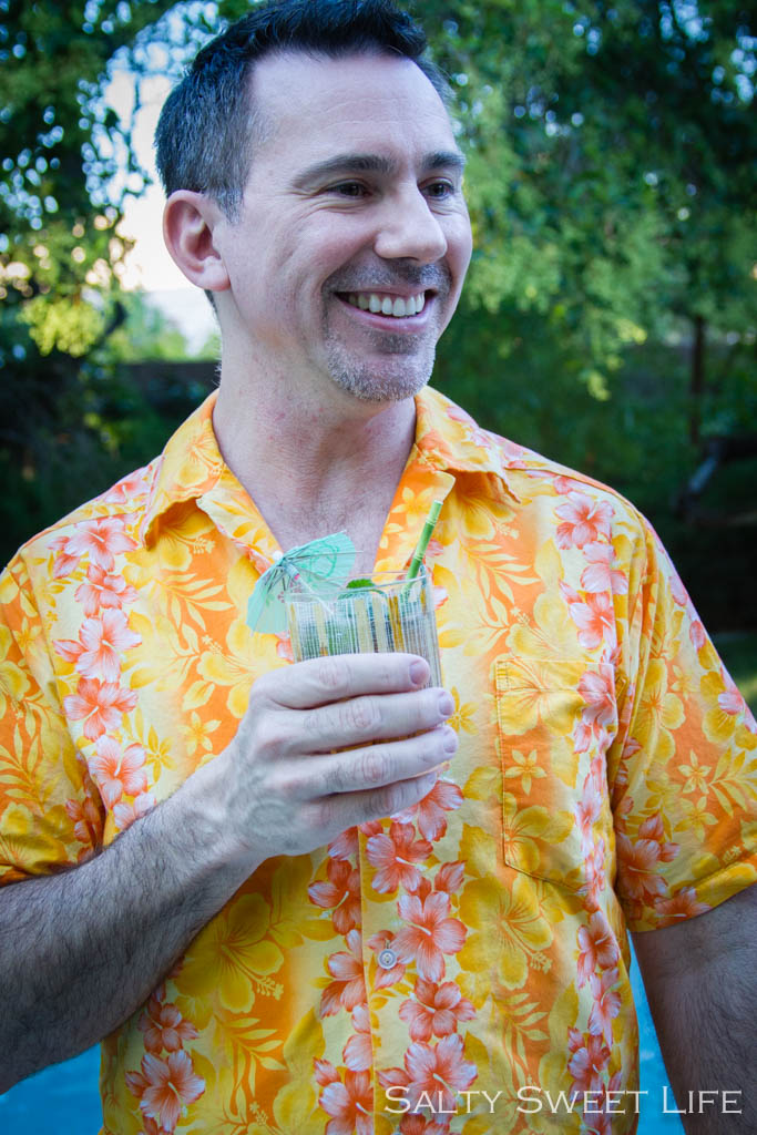 At Home with Adam Throgmorton:  Talking Tiki and The Making of a Great Mai Tai - Salty Sweet Life
