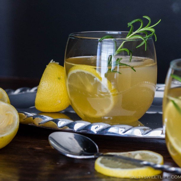 Fish House Punch - Salty Sweet Life