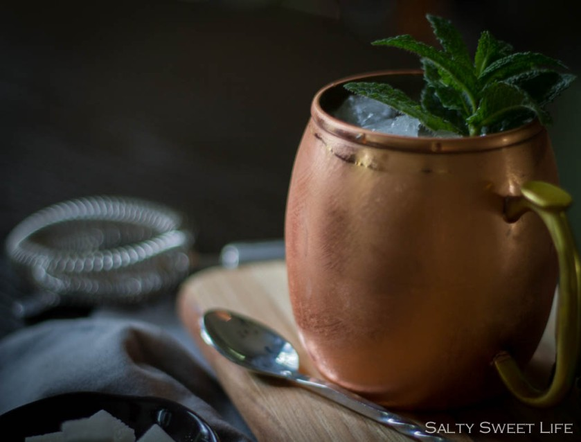 W & P Mint Julep from